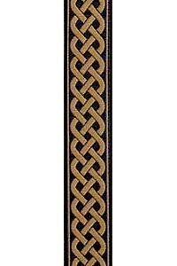 Celtic Jacquard Ribbon to Wrap Inviatations