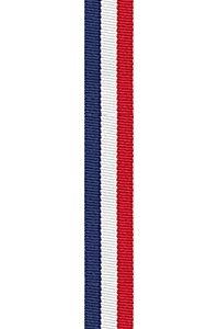 Red-White-Blue Grosgrainto Wrap Inviatations