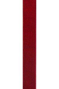 Red Velvet Ribbon Invitation Belts