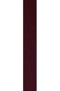 Wine Grosgrain Ribbon Invitation Belts