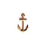 Anchor Brass Charms