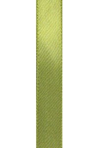 Moss Satin Ribbon Invitation Belts
