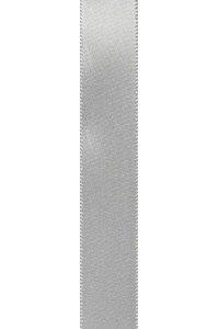 Silver Satin Ribbon Invitation Belts