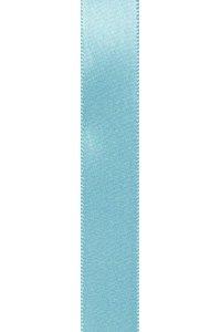 Turquoise Satin Ribbon Invitation Belts