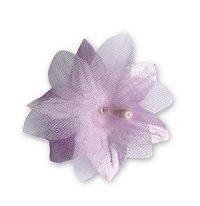 Lavender Star Silk Flowers